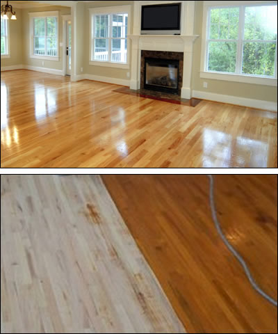 Installation and Refinishing Services Davey Hardwood Floors Wisconsin